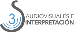 Audiovisuales 3S Logo